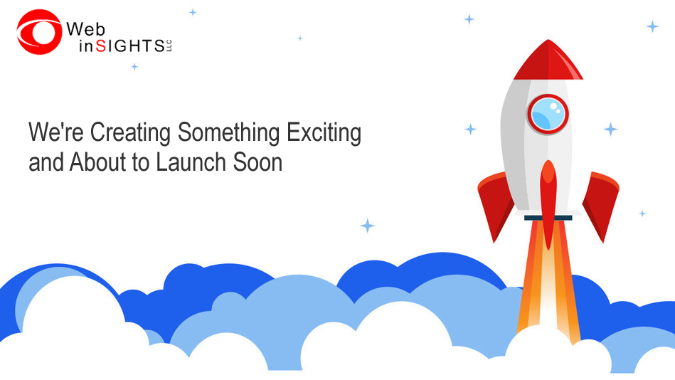 We're Creating Something Exciting and About to Launch Soon.
